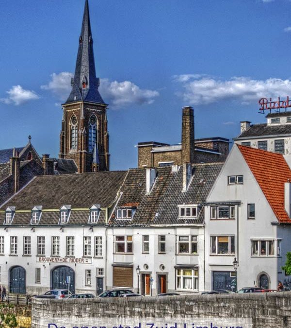 De open stad Zuid-Limburg